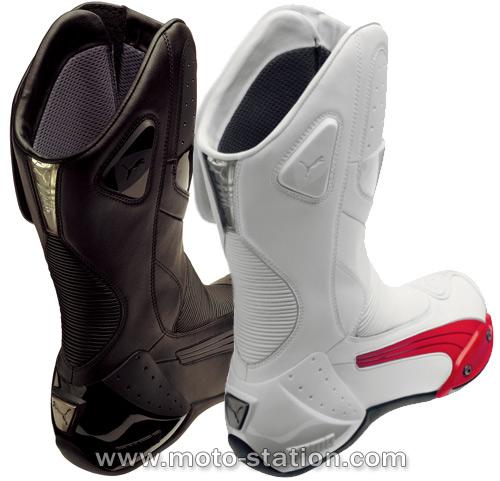 bottes moto femme puma